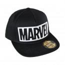 MARVEL - platte petpiek, zwart