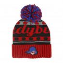 LADY BUG - hat pompon