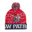 PAW PATROL - hat lights, talla ãšnica, red