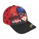 LADY BUG - cap premium, red