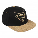FLAT VISOR CAP Superman