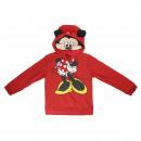 Minnie - Hoodie, rot