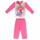 mayorista Pijamas: Trolls - manga larga pijama algodón amapola, ...
