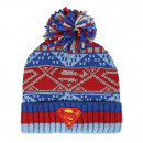 POMPON HAT Superman