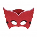 PJ MASKS - hat mask buhita, red