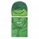 mayorista Artículos con licencia: Avengers - 2 piezas set hulk, verde