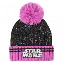 STAR WARS - hat pompon, one size, black