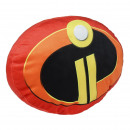INCREDIBLES - cushion shape, red