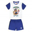 PAJAMA COTTON SHORT COTTON Paw Patrol