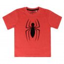 Spiderman - T-Shirt manches courtes premium, rouge