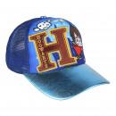 mayorista Artículos con licencia: HARRY POTTER - tapa premium, 53 cm, azul marino