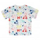 Mickey - Kurzarm T-Shirt Premium, weiß