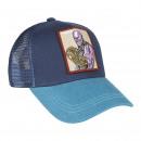 Avengers - cappellino da baseball, 58 cm, blu navy