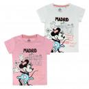 Großhandel Pullover & Sweatshirts:KURZARM T-SHIRT Minnie