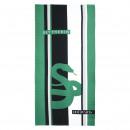 HARRY POTTER - Serpentard en polyester serviette ,