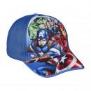 mayorista Bufandas, gorros & guantes: Avengers - gorra, 51 cm, azul marino
