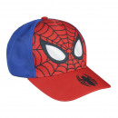 SPIDERMAN - cap, 51 cm, red