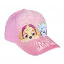 wholesale Scarves, Hats & Gloves: PAW PATROL - cap , 51 cm, pink