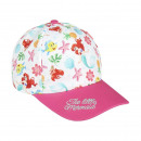 PRINCESS - cap premium la sirenita, 53 cm, pink