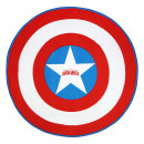 Großhandel Sonstige: Handtuch ROUND Avengers CAPITAN AMERICA