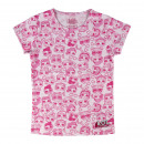 wholesale Children's and baby clothing: LOL - t-shirt single jersey, pink