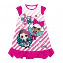 Großhandel Fashion & Accessoires: LOL - Nachthemd / Nachthemd, Fuchsia