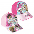 wholesale Licensed Products:LOL - cap, pink