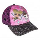 Großhandel Schals, Mützen & Handschuhe: LOL - Cap Premium, schwarz