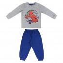 mayorista Ropa / Zapatos y Accesorios: Spiderman - pijama largo sencillo Jersey , gris