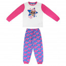 wholesale Nightwear: LOL - long pajamas single jersey, pink