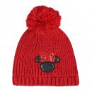 MINNIE - hat pompon, talla única, red