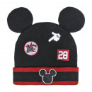 wholesale Scarves, Hats & Gloves: MICKEY - hat pompon, one size, black