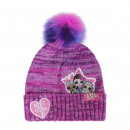 LOL - hat pompon, one size, lilac