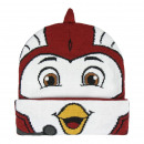 wholesale Garden & DIY store: TOP WING - hat with applications, one size, red