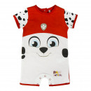 Paw Patrol - Baby Grow Single Jersey , rot