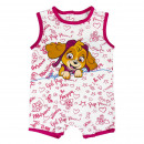 Paw Patrol - Baby Grow Single Jersey , pink