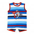 wholesale Childrens & Baby Clothing: PAW PATROL - baby grow single jersey, blue