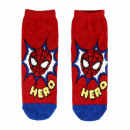 wholesale Socks and tights: NON-SLIP SOCKS Spiderman - 4 UNITS