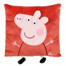 CUSHION WITH APPLICATIONS Peppa Pig - 1 UNITS