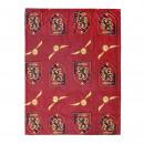 mayorista Casa y decoración: HARRY POTTER - franela manta gryffindor, 120 x 1