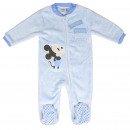 wholesale Licensed Products: CORAL DORMILON PAJAMA FLEECE Mickey - 4 UNITS