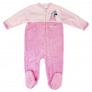 wholesale Licensed Products: CORAL DORMILON PAJAMA FLEECE Minnie - 4 UNITS