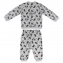 wholesale Sports & Leisure: MICKEY - tracksuit cotton brushed, grey