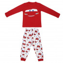 grossiste Pyjamas et Chemises de nuit: Cars - pyjama long entrelacé, rouge
