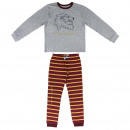 groothandel Kleding & Fashion: HARRY POTTER - lange pyjama single Jersey ...