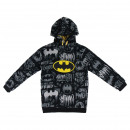 CORAL SWEATSHIRT FLEECE Batman - 6 UNITS