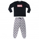 INTERLOCK LONG PAJAMA Avengers - 6 UNITS