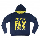 BRUSH FLEECE SWEATSHIRT Star Wars - 6 UNITS