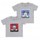 Großhandel Kinder- und Babybekleidung: Mickey - Kurzarm T-Shirt Premium Lentejuelas