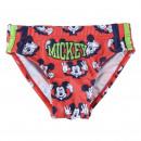 nagyker Fürdőruhák: Mickey - úszáscsúszda, piros